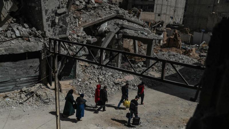 Ghouta - Síria