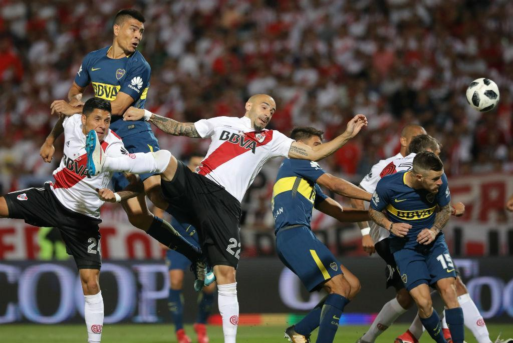 River Plate vence Supertaça a Argentina frente ao Boca Juniors