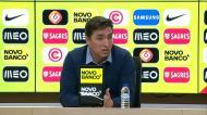 Rui Jorge lembra que André Gomes sempre esteve feliz nos espaços Seleção