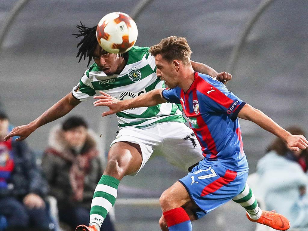 Sporting apura-se para os quartos de final da Liga Europa