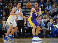 Golden State Warriors-Los Angeles Lakers