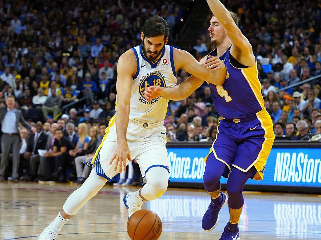 NBA: Warriors vencem Lakers