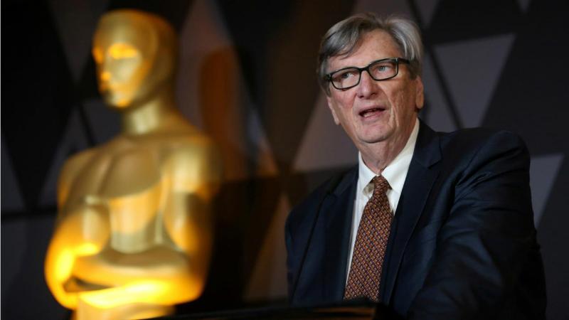 John Bailey - presidente da Academia dos Óscares
