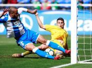 Deportivo Corunha-Las Palmas