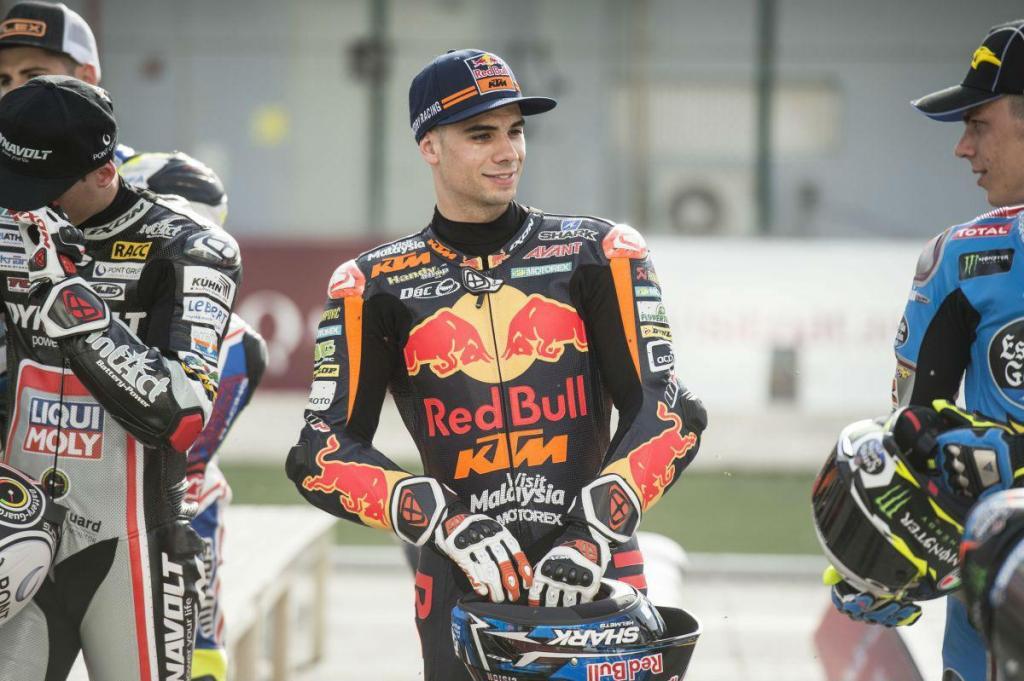 Miguel Oliveira (imagem KTM Ajo)