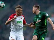 Augsburg-Werder Bremen