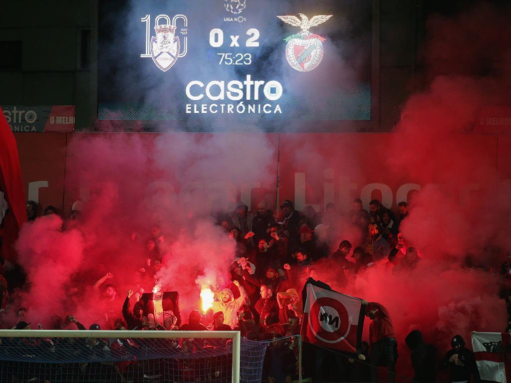 Feirense-Benfica
