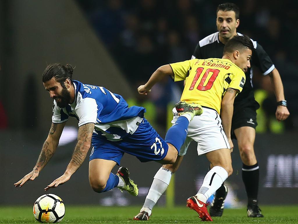 Fábio Espinho  «Senti o FC Porto intranquilo»  01ed1dbf36860