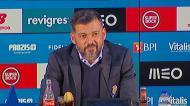 «Sérgio Oliveira? Festejámos como se tivesse sido válido»
