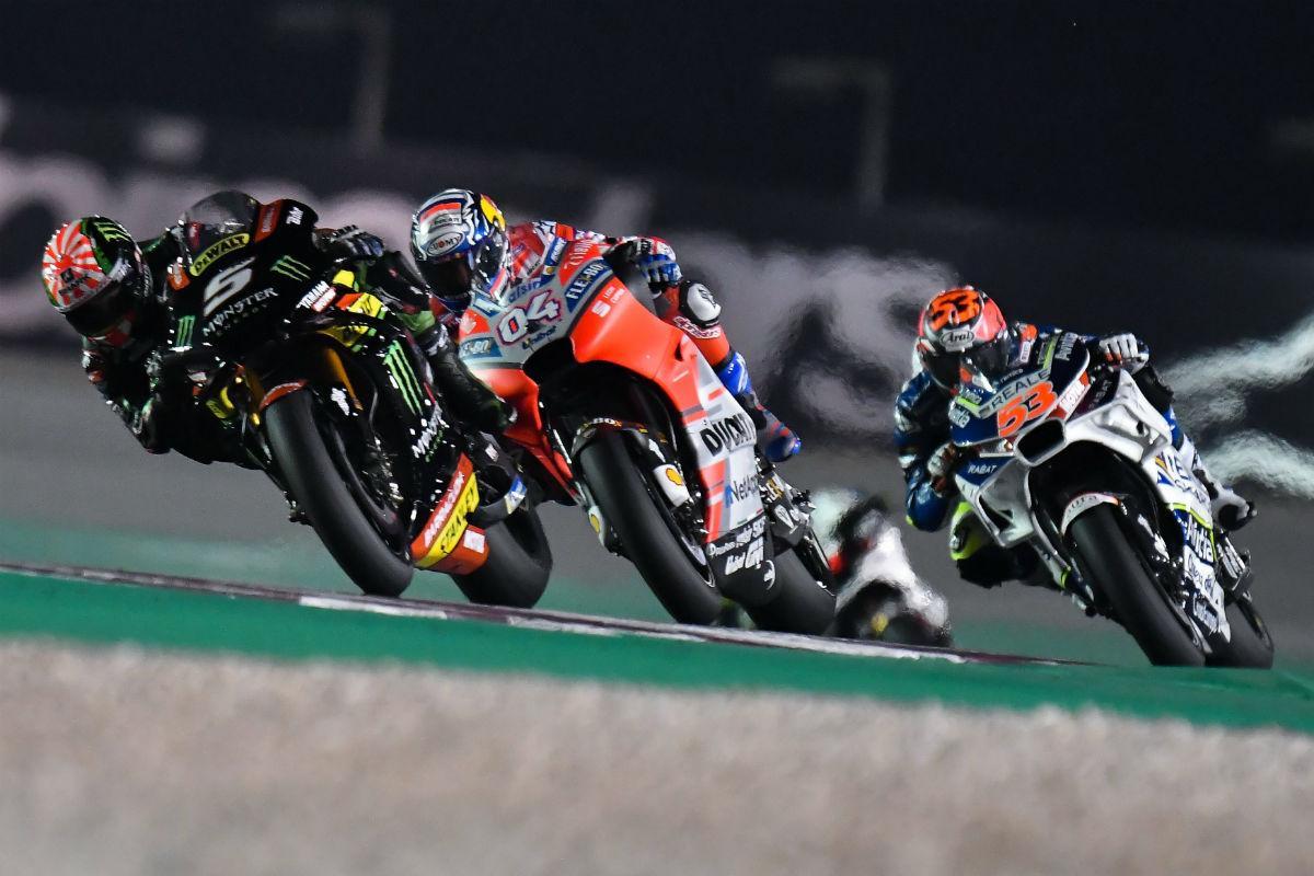 GP do Qatar - MotoGP (Lusa)