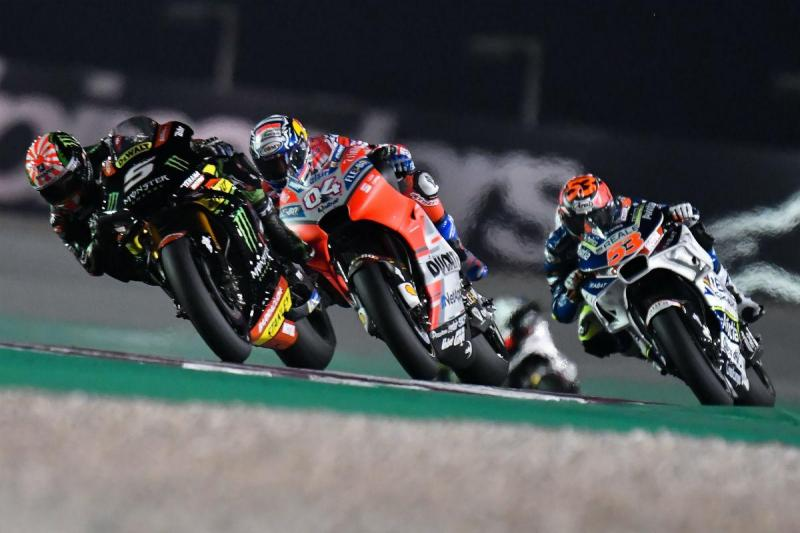 GP do Qatar - MotoGP (Lusa)