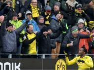 Borussia Dortmund-Hannover (EPA/FRIEDEMANN VOGEL)