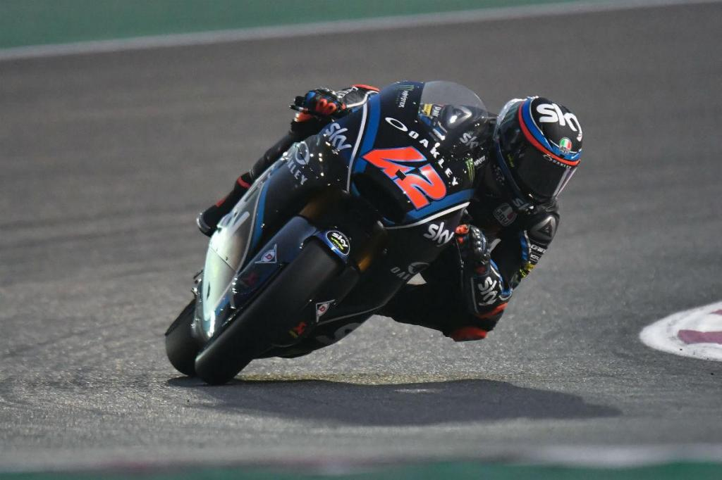 Fracnesco Bagnaia- GP do Qatar (Lusa)