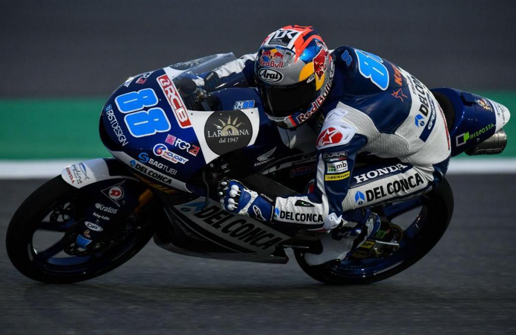 Jorge Martin - GP do Qatar (Lusa)
