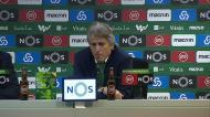«Wendel? Uma coisa é jogar no Fluminense, outra é no Sporting»