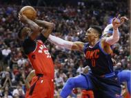 Oklahoma City Thunder-Toronto Raptors