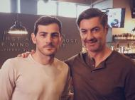 Casillas e Vitor Baía