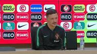 «Espero ter a mesma sorte que o Danilo e o Cedric na seleção»