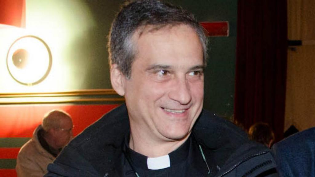 Monsenhor Dario Viganò