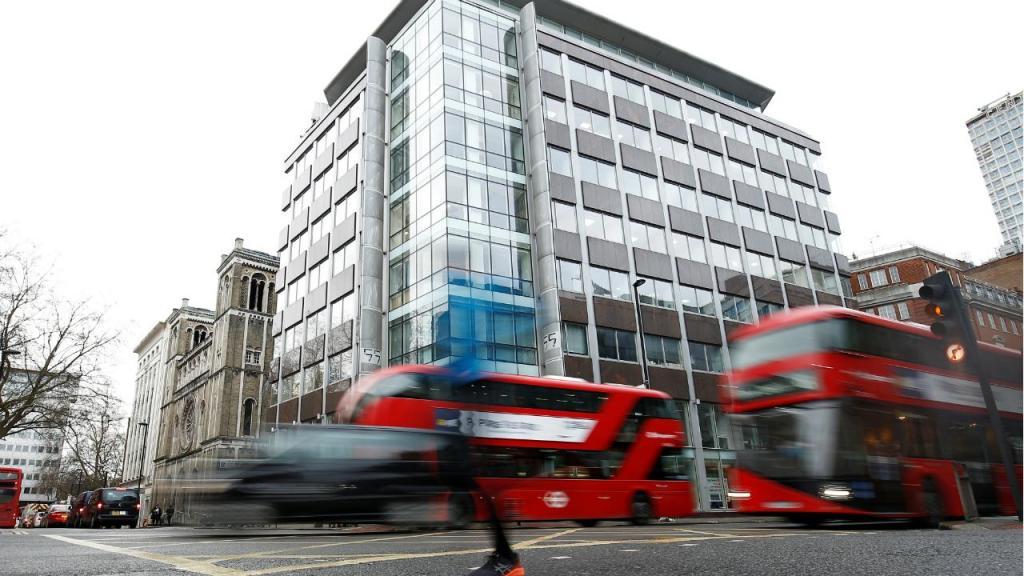 Escritórios da Cambridge Analytica - Londres