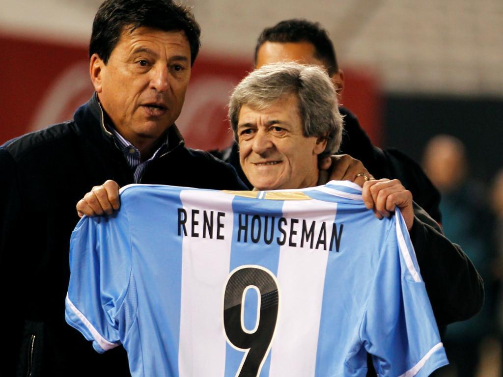 René Houseman (Foto: Reuters)