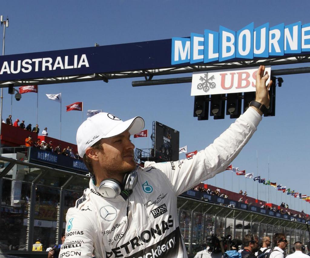 Nico Rosberg (Reuters)