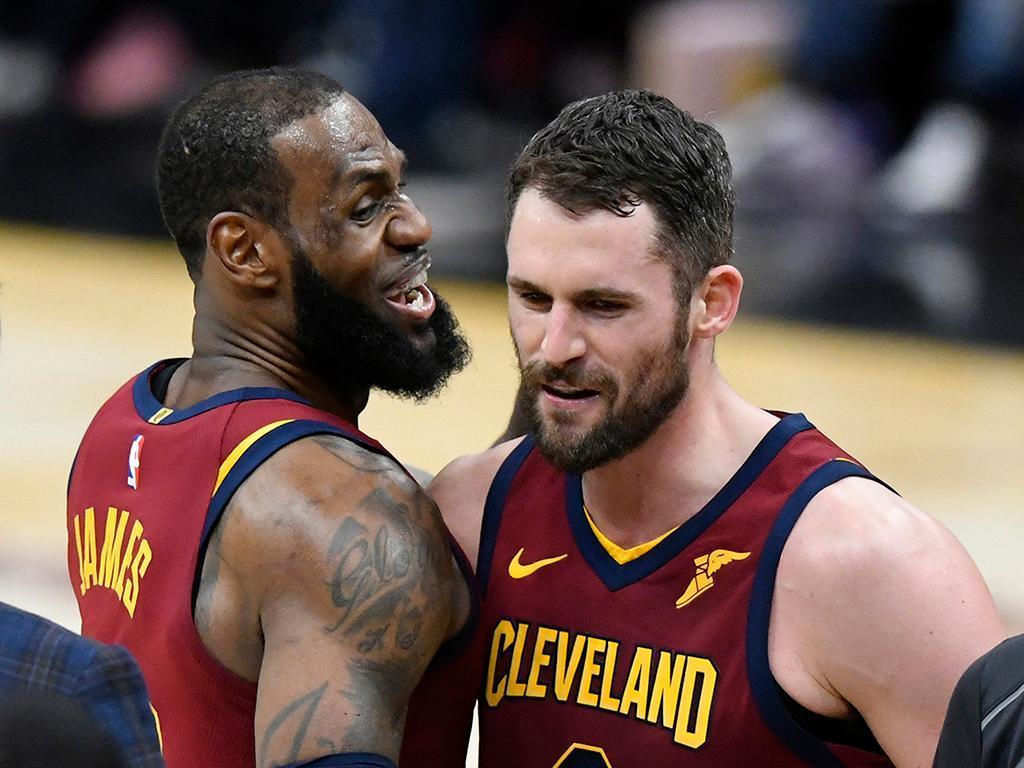NBA: Cavaliers vencem Toronto Raptors