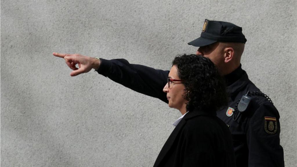 Marta Rovira (ERC) - Catalunha