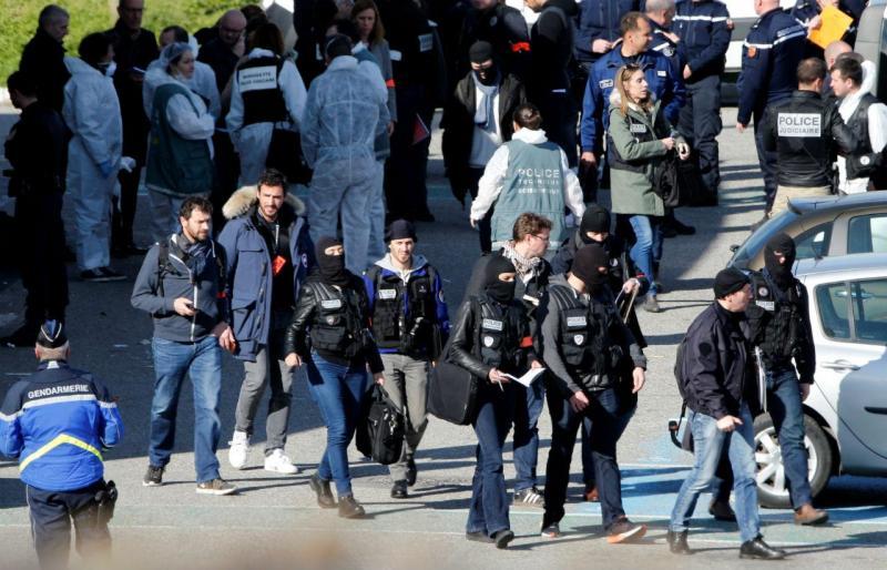 Incidente terrorista em França