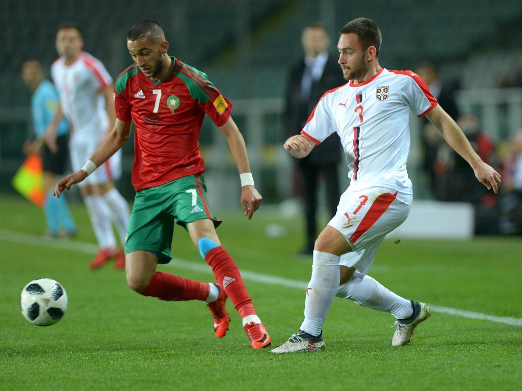 Sérvia-Marrocos (Reuters)
