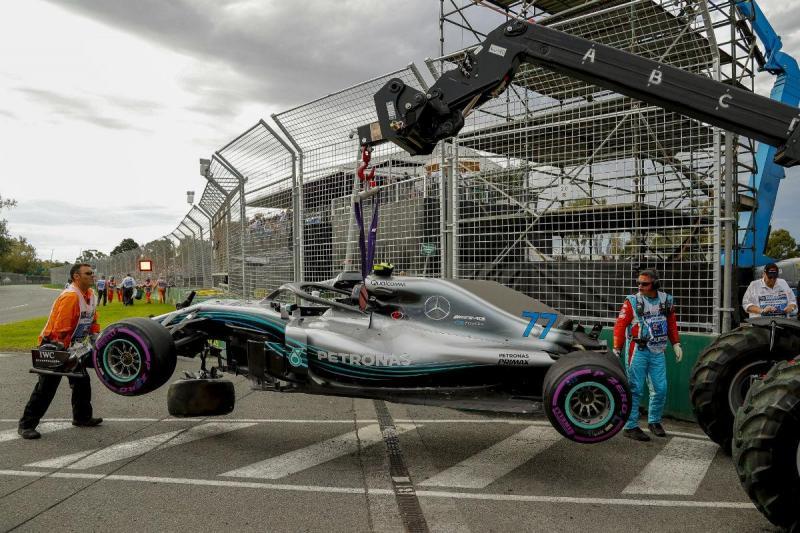 Valtteri Bottas - GP da Austrália (Lusa)