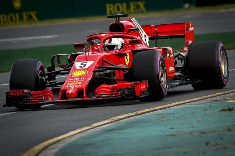 Sebastian Vettel (Lusa)