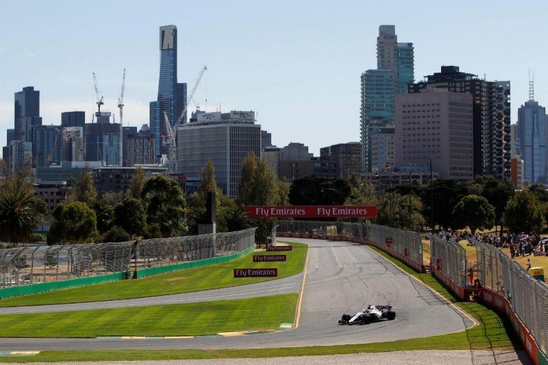 GP da Austrália (Reuters)