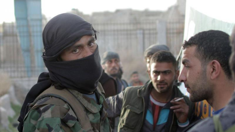 Fuga de Ghouta