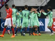 Sub-21 Suíça-Portugal