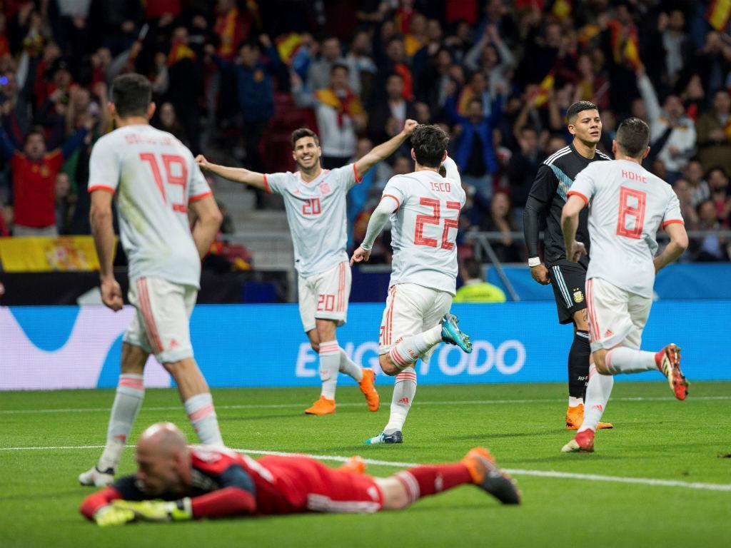 Espanha-Argentina
