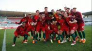 Seleção Nacional sub-19 apura-se para a fase final do Europeu
