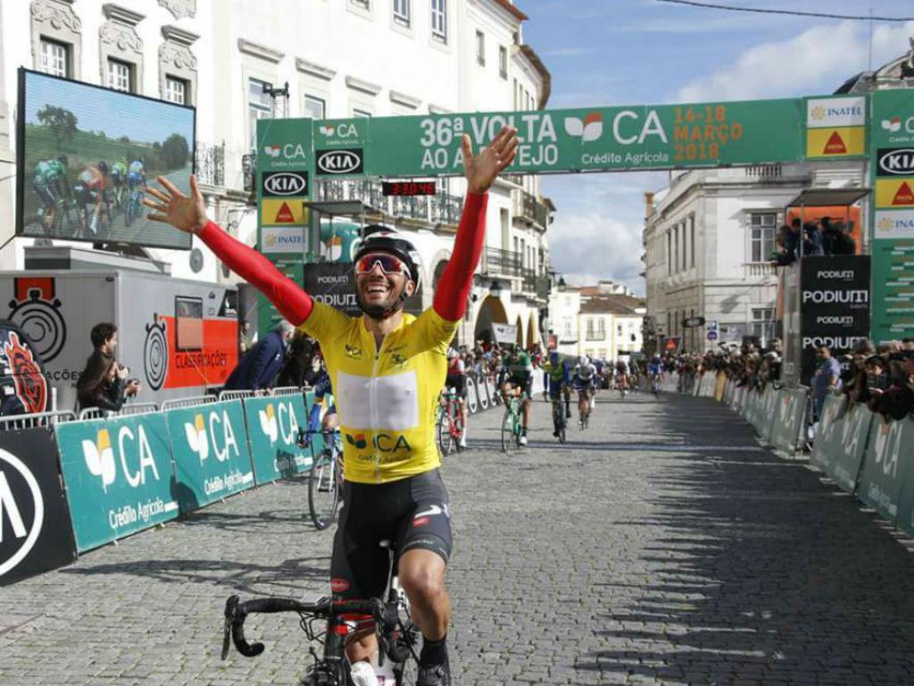 Luís Mendonça - Ciclismo (Facebook)