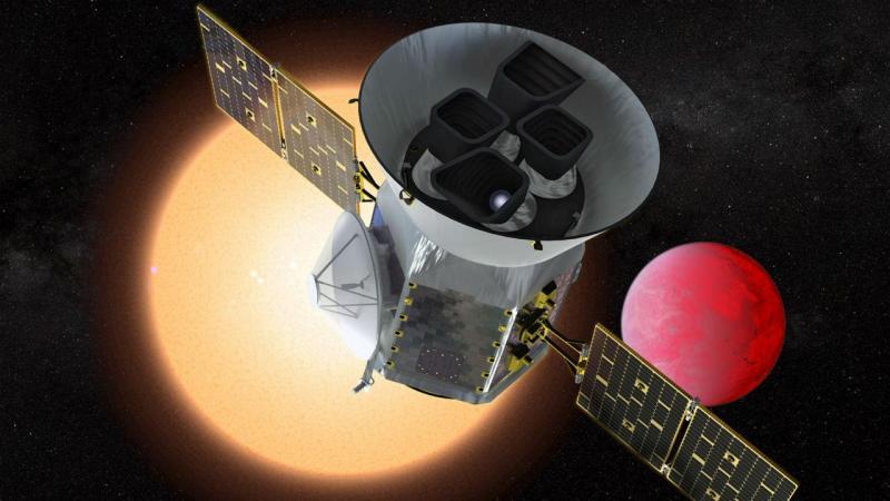 O telescópio TESS