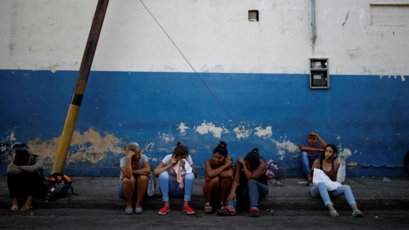 Motim em prisão venezuelana