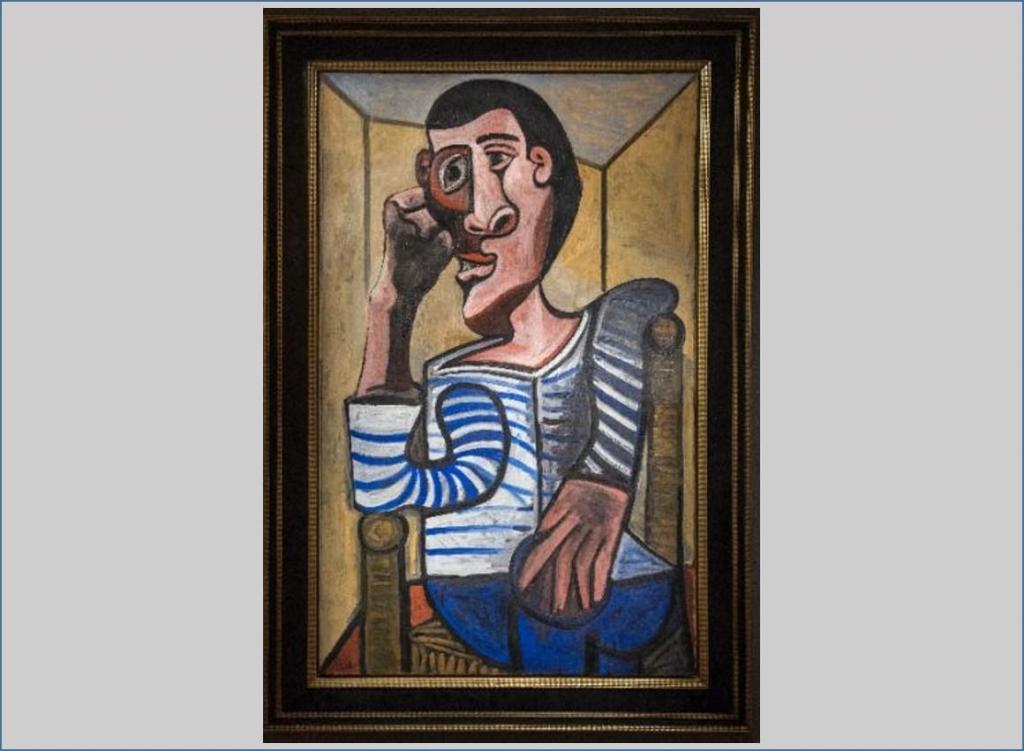 Picasso - Sailor