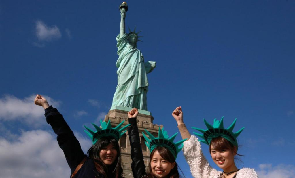 Estátua de Liberdade - Nova Iorque