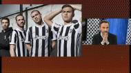 Equipamentos míticos: a Juventus sempre impecável (bem, nem sempre)