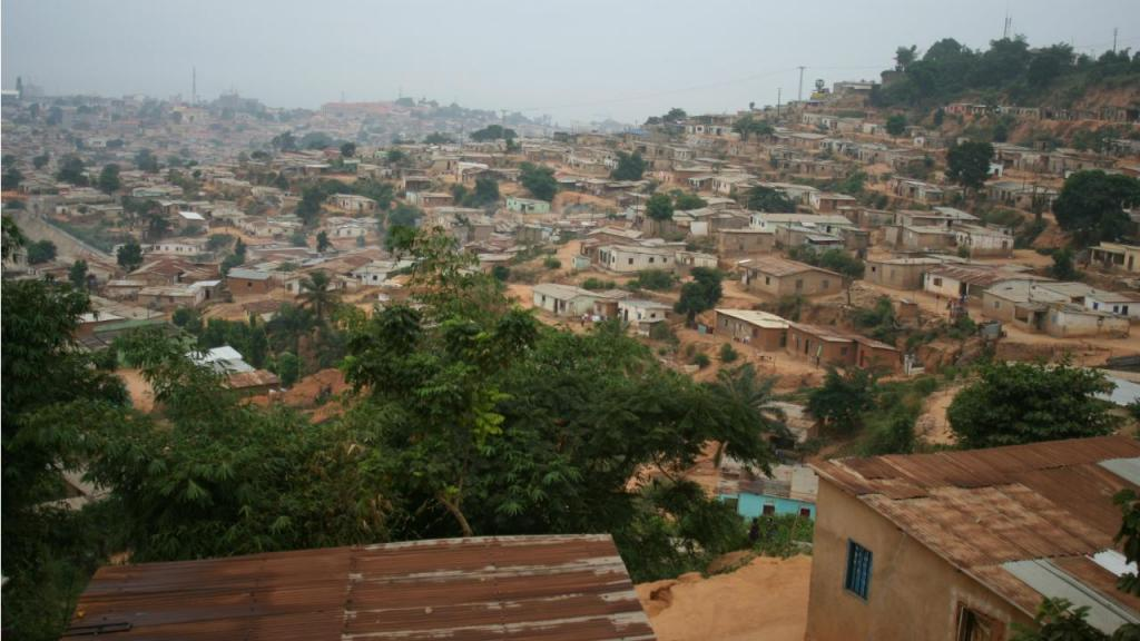 Cabinda - Angola (arquivo)