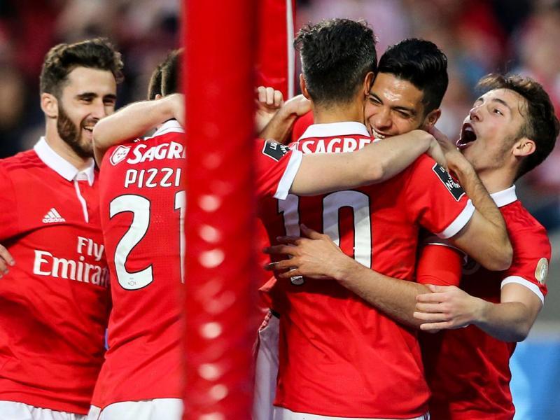 Benfica-Vitória Guimarães