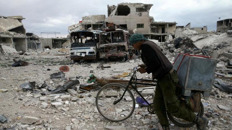 Ghouta oriental - Síria