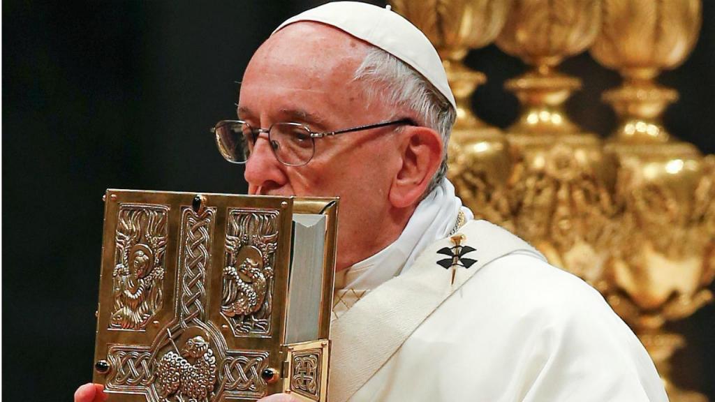 Papa Francisco - Basílica de S. Pedro