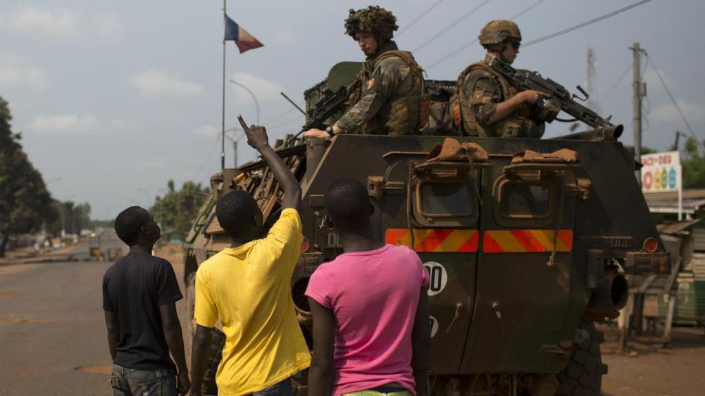 República Centro-Africana (Bangui) (arquivo)