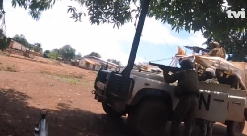 Exército - República Centro-Africana