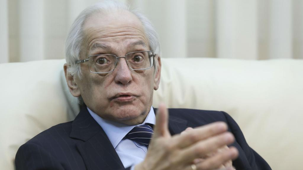Oleg Belous - embaixador russo em Portugal